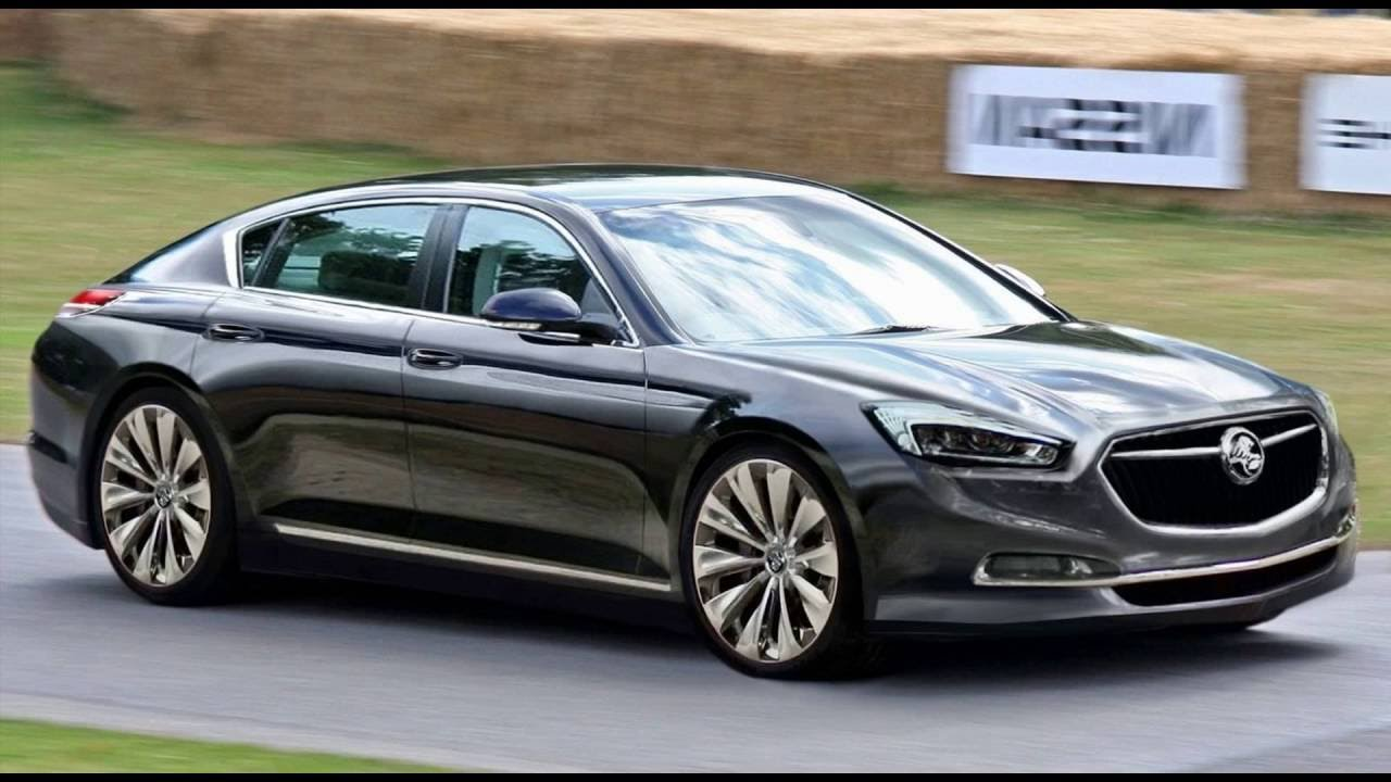 2017 Opel Zafira Redesign Specs And Release Date >> The New 2017 Vauxhall Insignia - YouTube