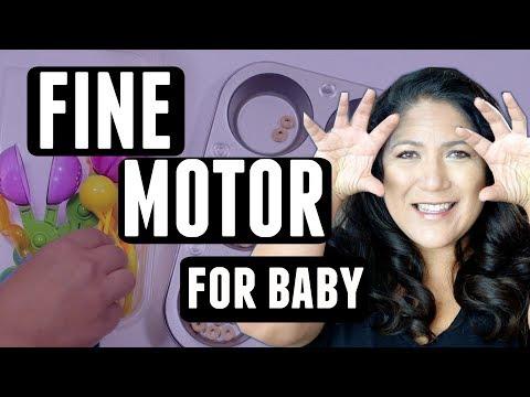 Fine Motor Activites for BABY