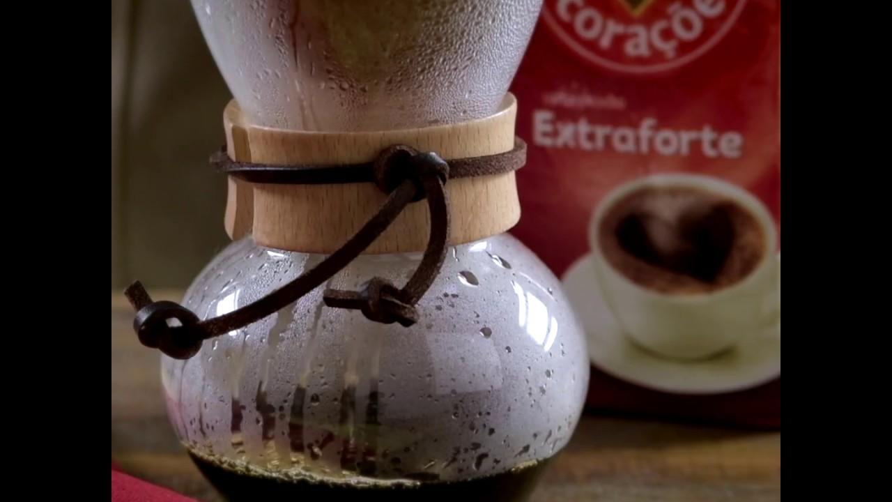 Como Fazer Café | Coador de Pano | Café 3 Corações
