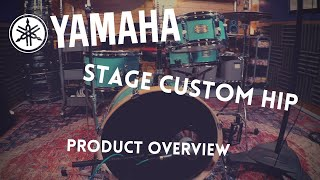 Yamaha Stage Custom Hip (Product Overview)