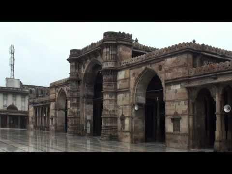 The Jami Masjid Mosque (Ahmedabad - Gujarat - India)