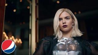 Kendall Jenner for PEPSI Commercial (Dub)