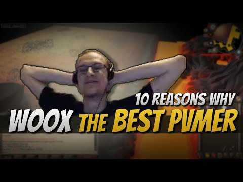 10 Times WOOX Proved He Is The Best PvMer in OSRS