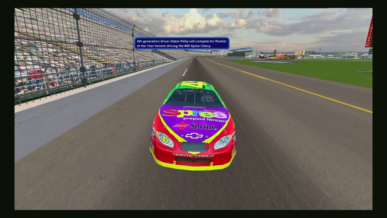 Mrh 1999 busch series grand national division preview