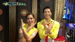 【TVPP】FEI(Miss A) - Video Killed The Radio Star [Cha-Cha] @ Dancing With The Stars