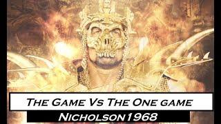 Illuminati's The Game vs The One Game