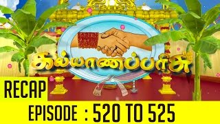 Kalyanaparisu Recap | Episode 520 to 525