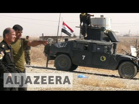 Iraq: Mosul offensive enters third day