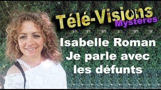 Télé-Visions Mystères avec Isabelle Roman et Jean-Didier