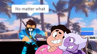 No Matter What - Roblox Steven Universe