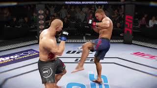 Joe Green VS Michael Buffalo *FULL FIGHT* - Fight Night 11