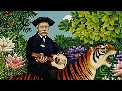Анри Руссо | Henri Julien Félix Rousseau - художник-самоучка, Франция, XIX-XX век, примитивизм