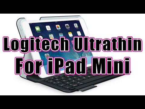logitech keyboard folio mini instructions