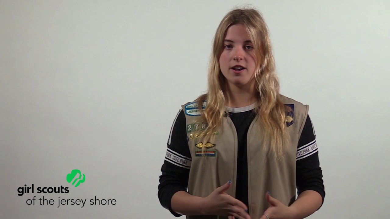 nicole ray - my girl scout story - youtube