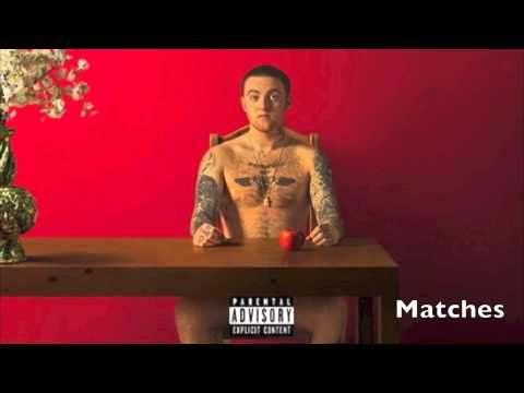 Mac Miller - Matches ft Ab-Soul (Watching Movies with the Sound Off)
