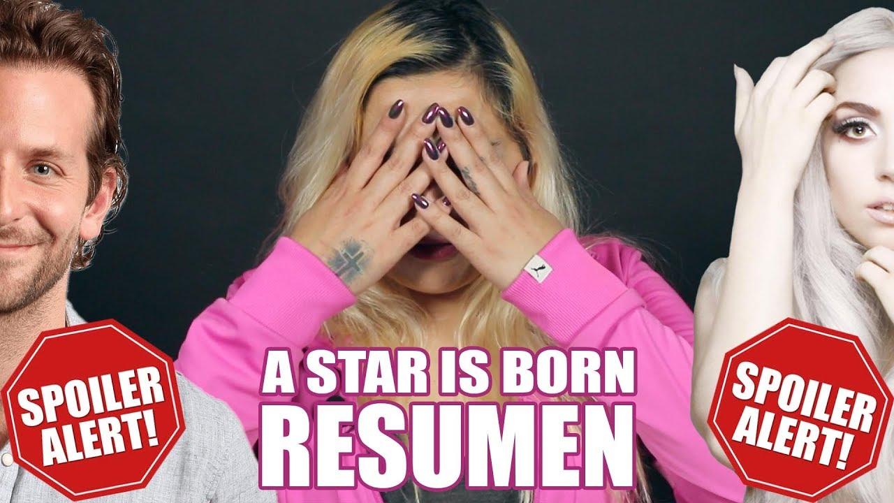 Ver CRÍTICA LADY GAGA-A STAR IS BORN (Resumen y SPOILERS) / SandyCoben en Español