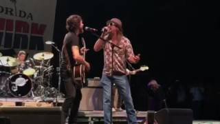 Chris Janson and Kid Rock mash up