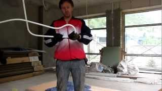 Как согнуть металлопластиковую трубу без спец. инструментов?(, 2012-05-18T12:20:37.000Z)