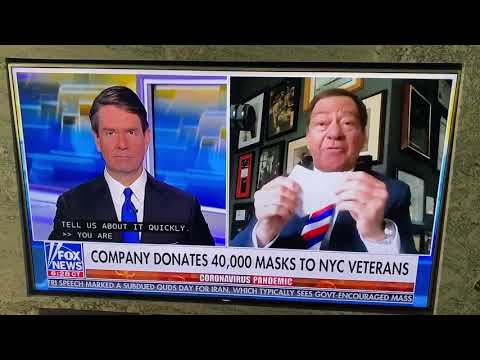 The Whale Betting Whale's Boomer Naturals Company Appears On Fox News