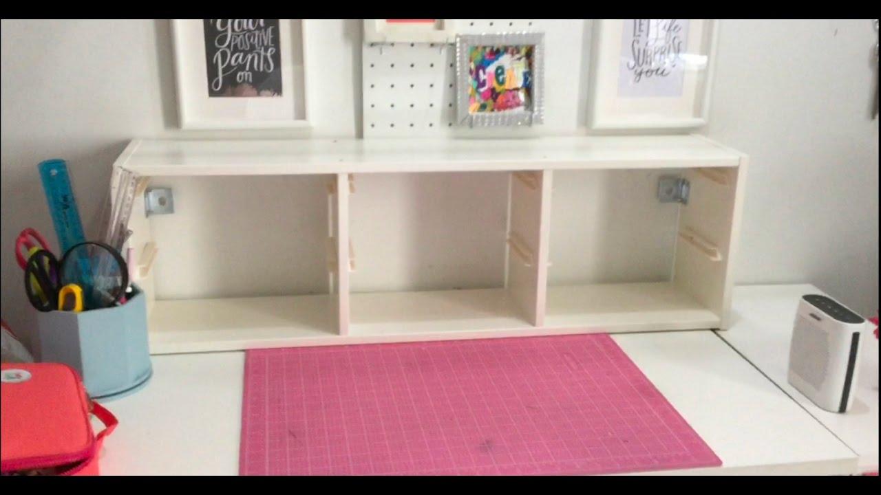 Ikea Trofast Shelf Instructional