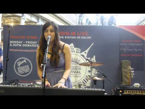 Lauren Aquilina - Irrelevant (HD) - Kings Cross, St Pancras - 03.05.13