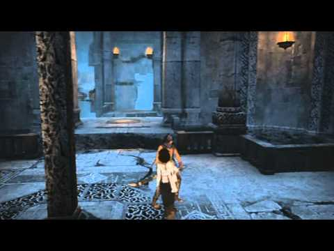 Prince of Persia Walkthrough Part 7 - Power Plates