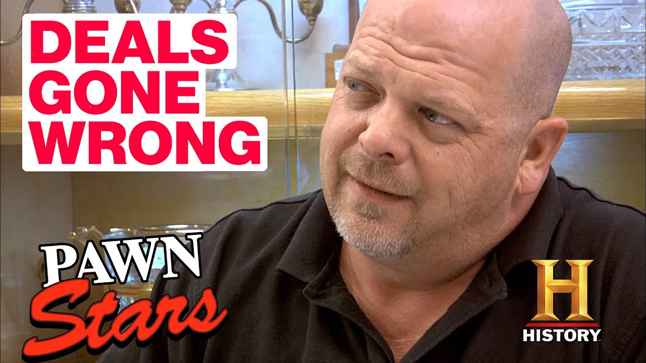 Download Pawn Stars: Deals Gone Wrong (5 Angry and Disappointed Sellers)   History
