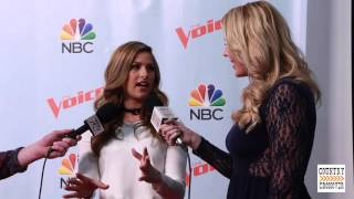 cassadee pope on what she s learned from blake shelton