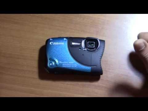 Canon PowerShot D20. Подробный обзор подводной фотокамеры. Интернет магазин Veryvery.ru