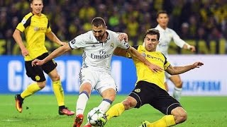 Real Madrid vs Borussia Dortmund 2-2 : All Goals & Full Highlights Champions League 07/12/2016