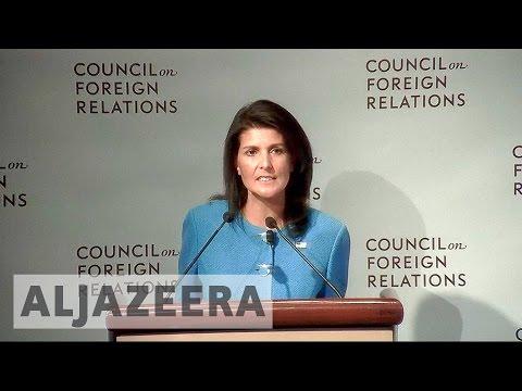 US demands cuts to UN's DRC troop deployment
