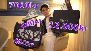 Shoppar För 20.000kr - DUNDERVLOGG