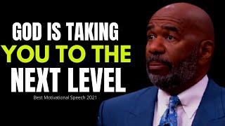 God Is Taking Y๐u To The Next Level (Steve Harvey, Jim Rohn, Les Brown) Best Motivational Speech