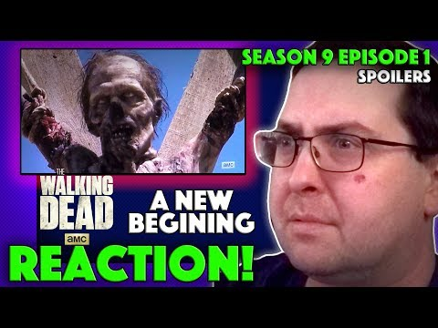 Play REACTION! The Walking Dead