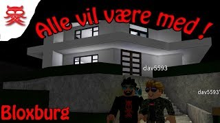 Everyone will be with!! -Bloxburg-English Roblox