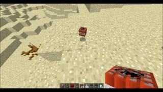 Minecraft: Testando lucky block  diferente?!!