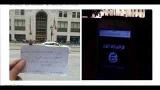 Tweets Shows ISIS In Chicago AND Washington DC