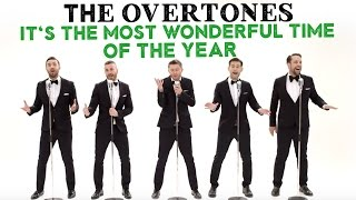 Video The Overtones - It's The Most Wonderful Time Of The Year (Clip) download MP3, 3GP, MP4, WEBM, AVI, FLV Maret 2017