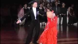 wssdf 2009 slow foxtrot victor fung anna mikhed