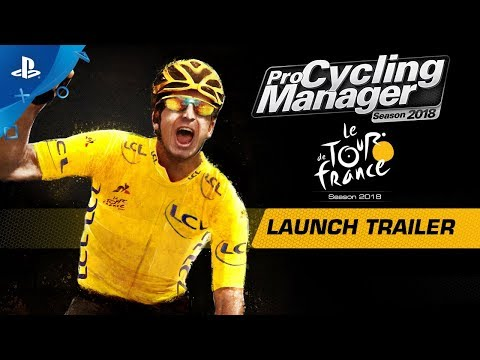 Tour de France 2018 - Launch Trailer | PS4