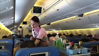 Older ANA 767 Economy Class Full Flight From Manila to Narita thumbnail