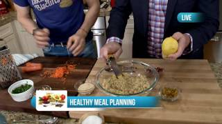 How to Healthy Meal Prep: Quinoa Superfood Crunch Salad