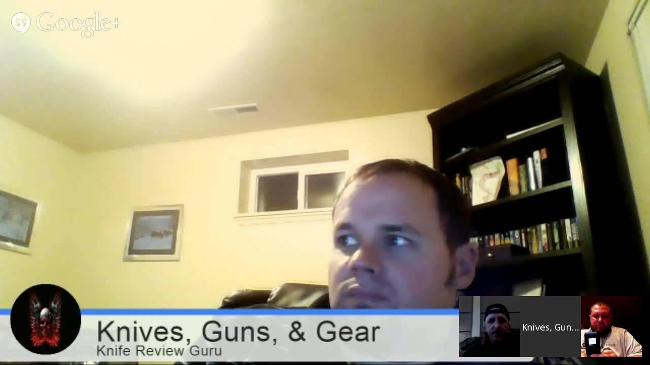 Knives, Guns, & Gear Chat Episode 6