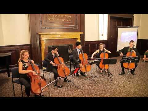 [Chapter 3/12] Kal Ho Naa Ho for 5 Cellos - String Theory