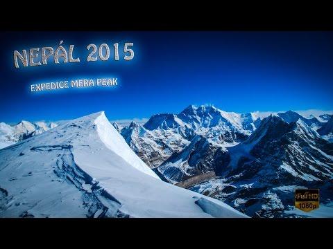 Nepál 2015 - Expedice Mera Peak