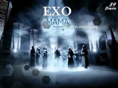 89. EXO - MAMA (Versi Bahasa Indonesia - Bmen)