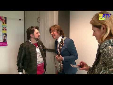 Armin has a spontaneous interview with Jürgen Drews and D.J Ötzi