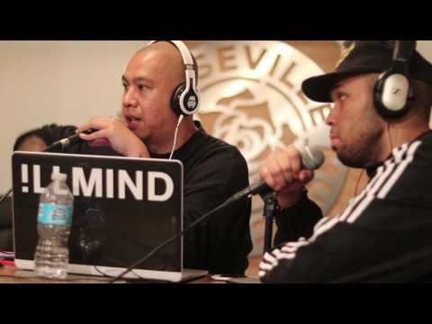 "!llmind & the BlapChat Crew Give Beat Critiques on EPISODE 36 ""Blap Or Crap"""