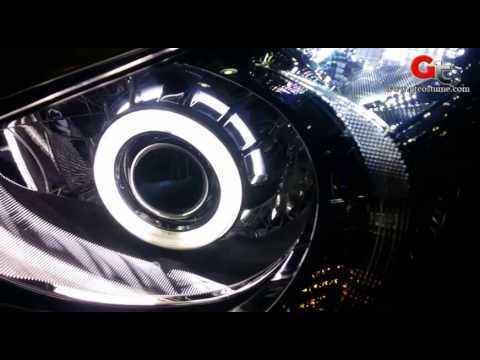 แต่งรถ Mazda 2 2015 แต่งไฟ Projector Xenon Tel. 095-669966-8 // 096-550-5504