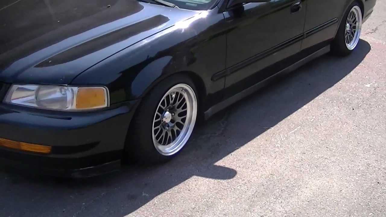 Xxr 531 Acura 1 6el Youtube
